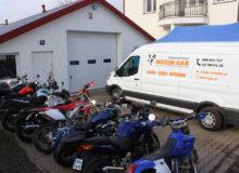 Sklep iserwis motocyklowy