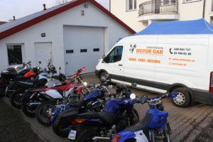 Sklep i serwis motocyklowy