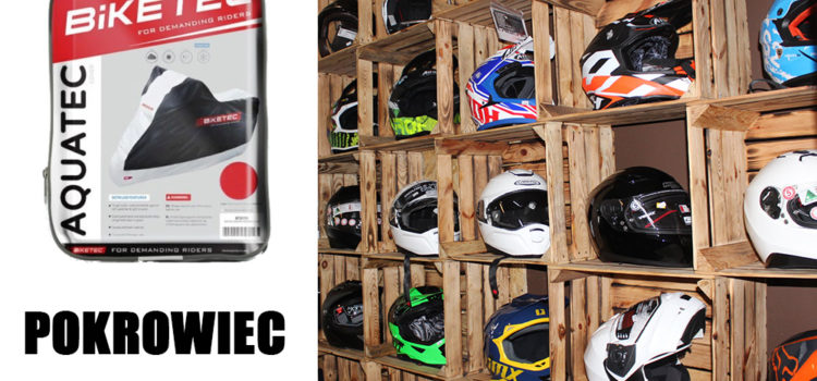 Promocja nakaski motocyklowe!