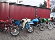 Renowacja starych motocykli